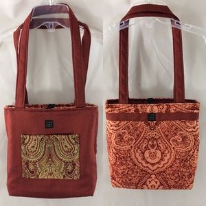 1154 LILL STUDIO Custom Made Small Tote Bag